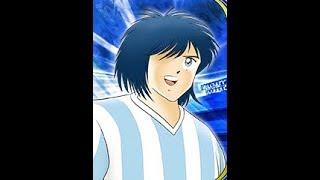 Captain Tsubasa Pascal Argentinian Double Volley