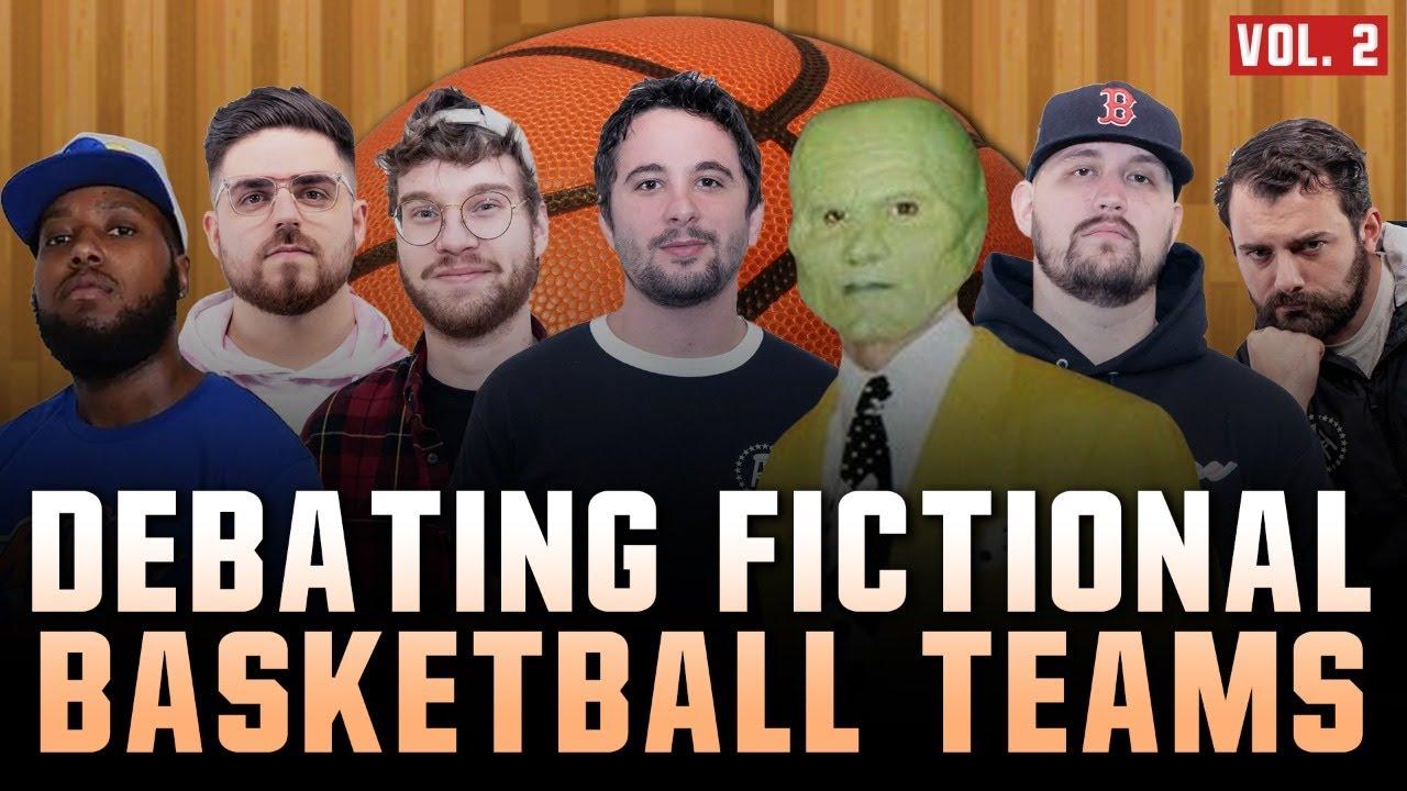Download Fictional Debates (Season 1, Basketball vol. 2)