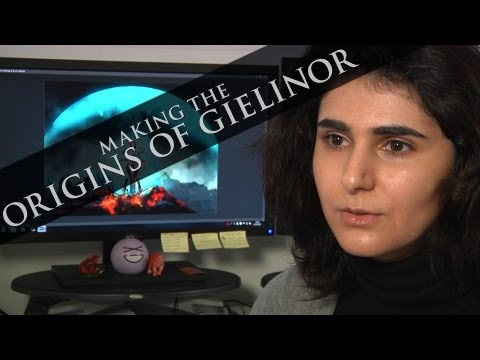 RuneScape Behind The Scenes #44 - Making The Origins Of Gielinor