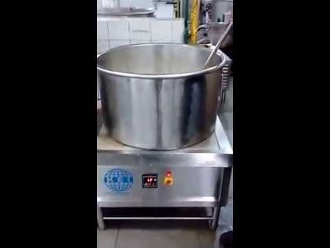 Commercial Induction cooktop Bulk Cooking