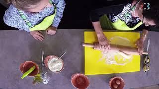 Кухня народов Крыма. Караимские пирожки