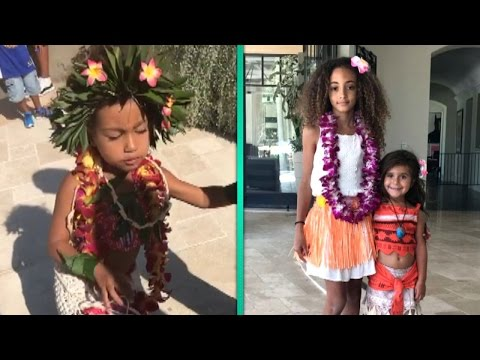 Thumbnail: Go Inside North West and Penelope Disick's Joint 'Moana'-Themed Birthday Party!
