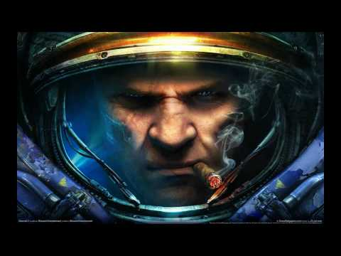 "Starcraft 2 Soundtrack / Song ""Public Enemy"""