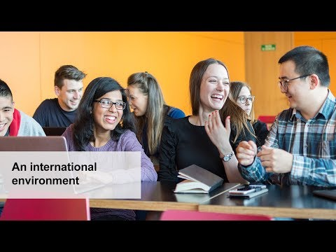 Master In Corporate Communication: A Master In An International Environment