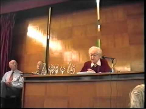 The Scole Experiment: SPR - The Scole Debate 1999 - London - Introduction from Chair