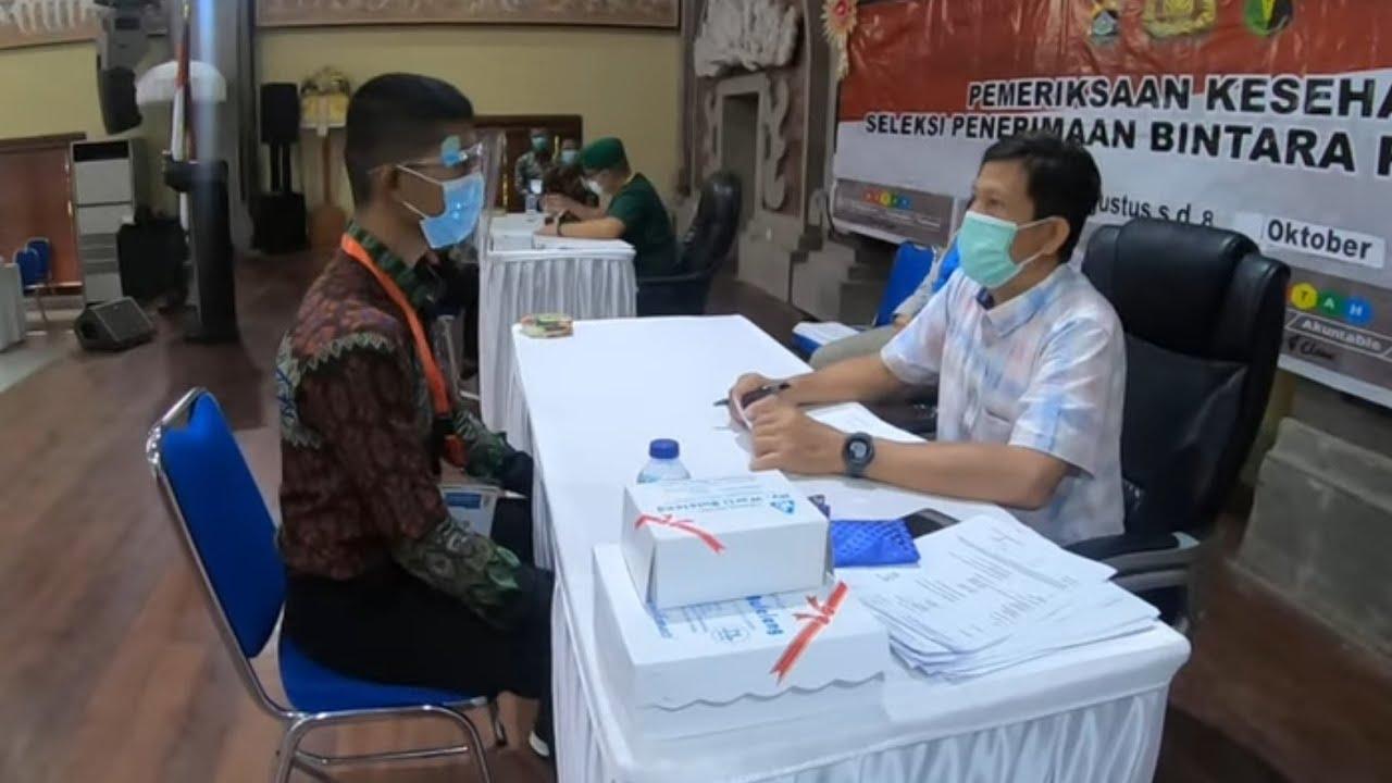 LIVE WAWANCARA KESWA    Tes Kesehatan Jiwa Seleksi Polri
