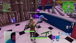 Fortnite Live| Buy shadow boxer in item shop Creator Code:YOUTUBE_SCHWIFTY