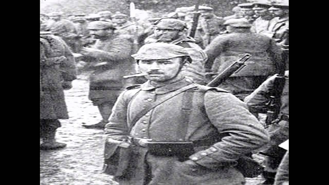 No Man's Land - CreepyPasta/military/World War One- Sad ...