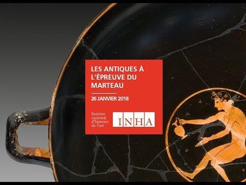 Journée d'études | Les Antiques à l'épreuve du marteau (8/11) - Paulette Pelletier-Hornby