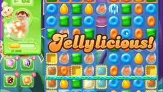 Candy Crush Saga Jelly Level 570