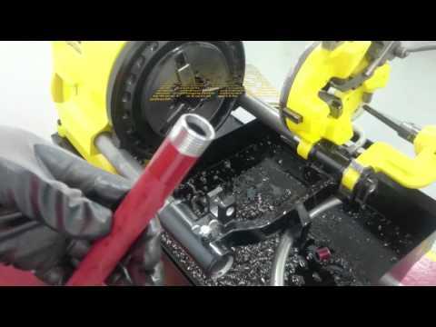 Струг за тръбна резба REMS Magnum 4010T #Lsa34QEedR8