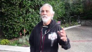 Guess what Tommy Chong wants to get done before he dies ???