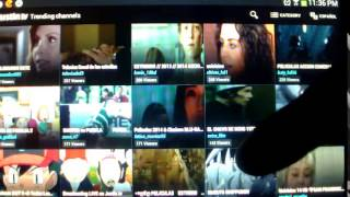 aplicaciones para android justin tv - ver tv online y peliculas gratis