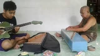 Sesepuh Kecapi dan Gitaris Muda Jipang (Panglipur Manah feat Jipang Binendrang)