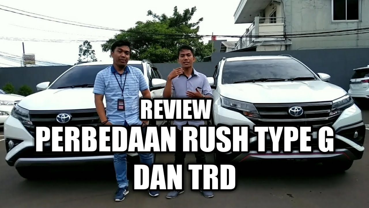 Beda New Yaris G Dan Trd Buku Manual Grand Veloz Review Perbedaan Toyota Rush Type Infomotif Thewikihow