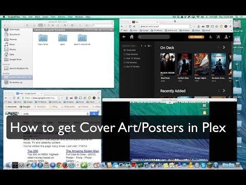 How to Get Perfect PLEX Covers / Posters / Metadata for your PLEX Mediaиз YouTube · Длительность: 5 мин13 с