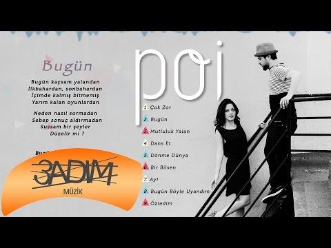 Poi - Bugün ( Official Lyric Video )
