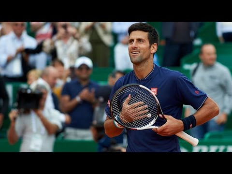 Monte-Carlo Masters 2017: Novak Djokovic beats Pablo Carreno Busta