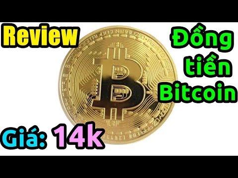 Trên Tay đồng Tiền Bitcoin đang Làm Mưa Làm Gió