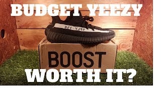 BEST BUDGET FAKE YEEZY 350 V2 OREO DH GATE (HOW TO SPOT A FAKE)