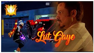 LUT GAYE - BEAT SYNC MONTAGE    FREE FIRE    KILLING IS LOVE