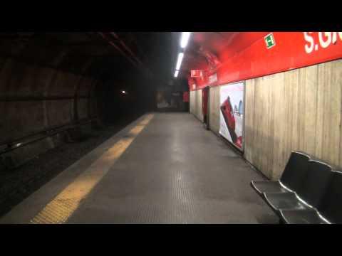 La metropolitana di Roma