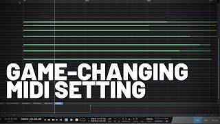 Game Changing MIDI Setting in #StudioOne