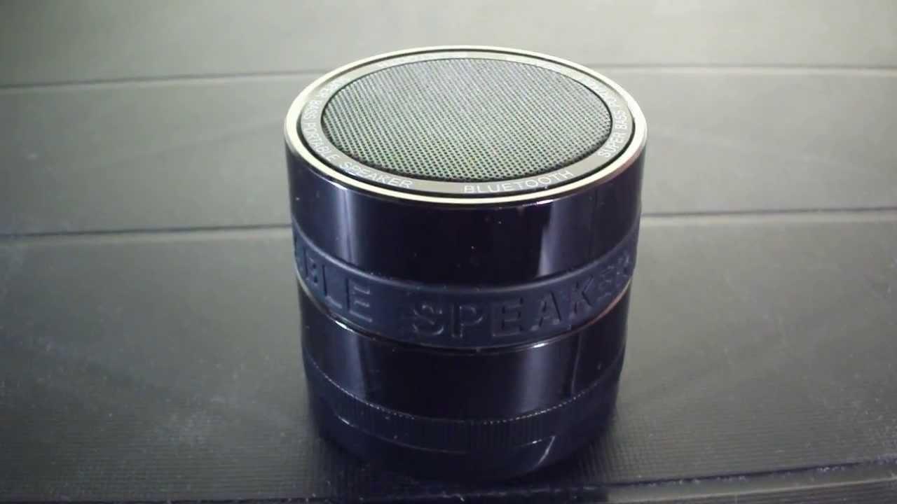 Super Bass Portable Speaker
