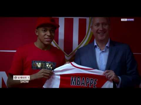 Ligue 1 rising star : Kylian Mbappé - AS Monaco