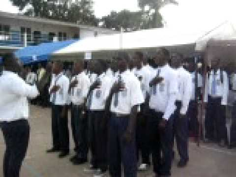 St. Augustine's High School Gambia School Song