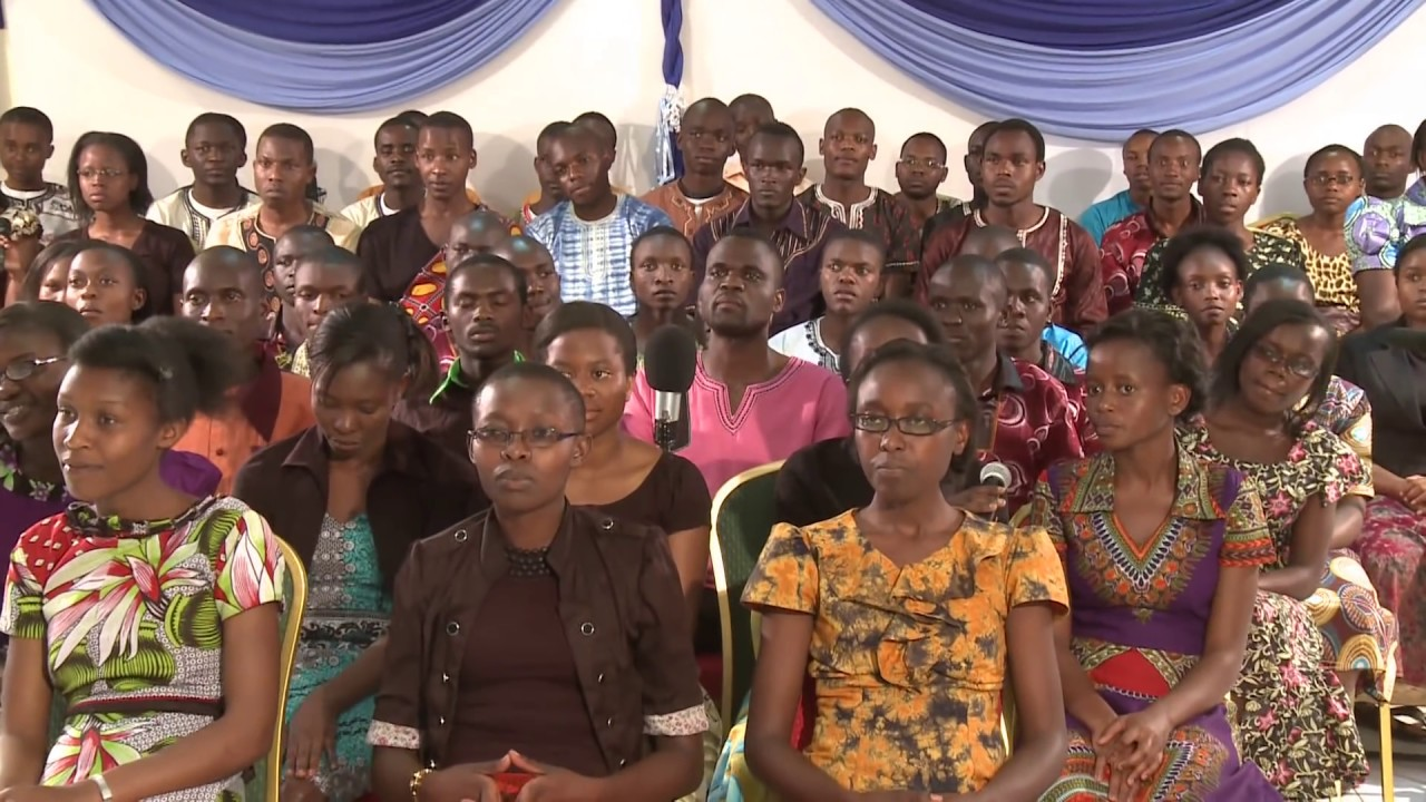 We know not the time when he cometh  - UoN SDA Choir