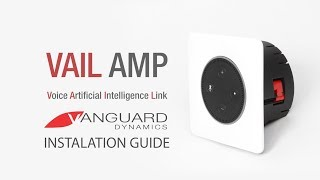 HOW TO INSTALL VAIL AMP