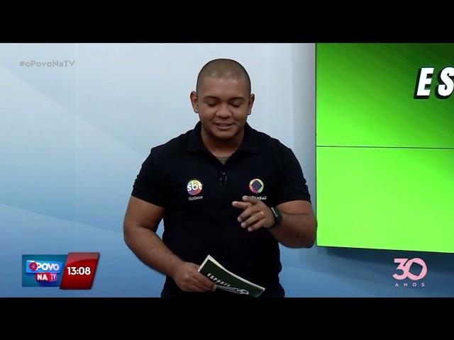 Hora de Esporte - 19 10 2021 - O Povo na TV