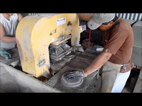 Fabricaci n de terrazo pisos r sticos san antonio youtube for Pisos rusticos