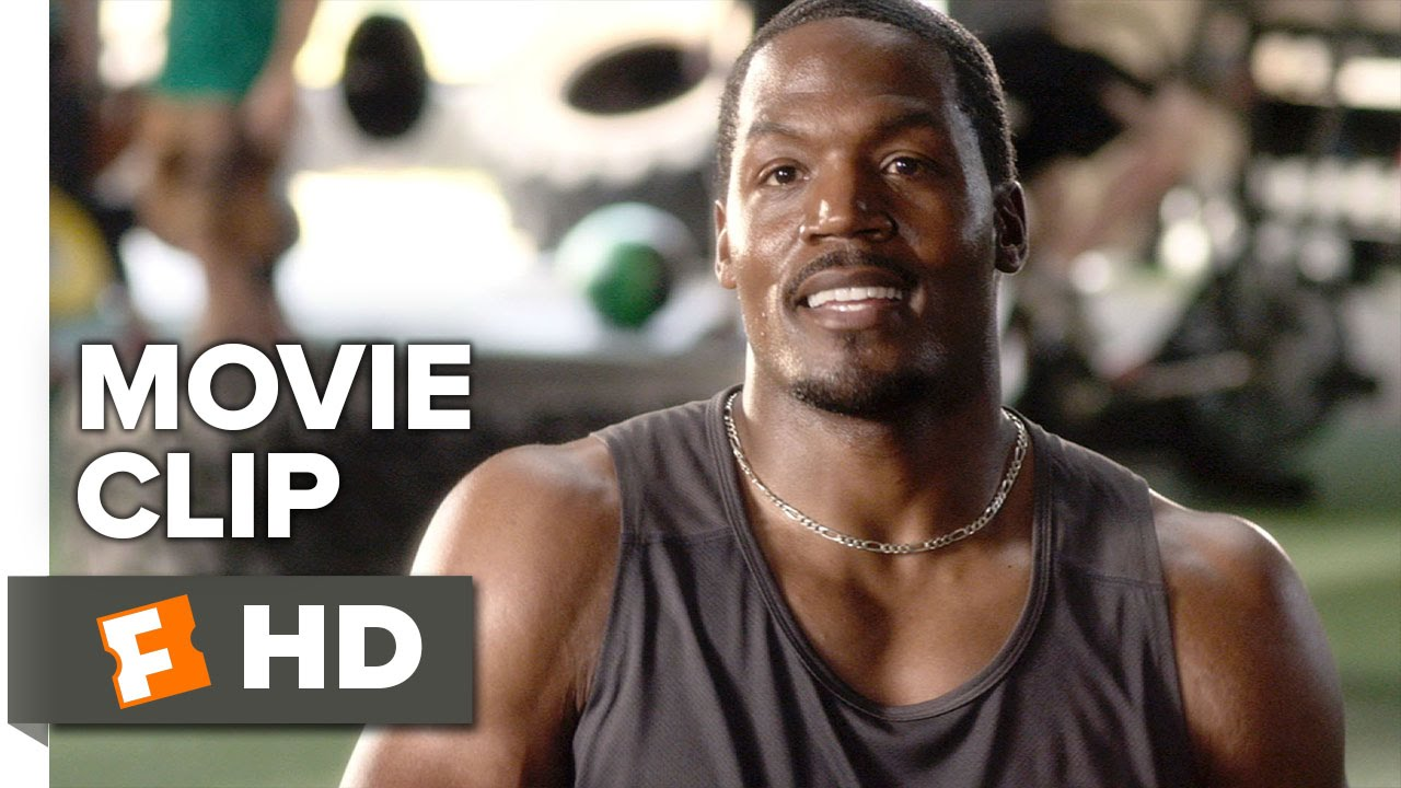 War Room Movie CLIP - Weight Room (2015) - T.C. Stallings Movie HD ...