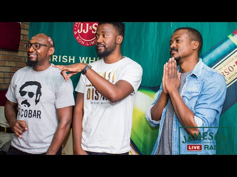 Jameson Live Radio Zambia Season 2: Episode 21 (Live Session with Dope G)