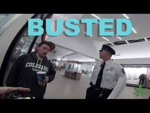 Flying drones in the mall?!