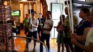 видео Музей Николы Теслы в Белграде