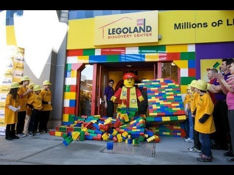 Legoland Discovery Center Westchester NY Tour