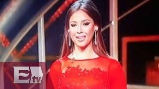 """Lo más visto:La polémica respuesta de Mariana Torres, """"Nuestra Belleza Latina 2015"""""""