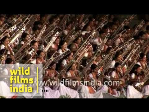 Mass Sitar recital world record!