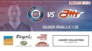 Jussi Jokinen All Stars - JHT 11.08.2018 tapahtumakooste