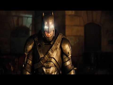 Batman Contra Superman (Parte 1) - Batman Vs Superman - Español Latino.