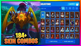 "Before You Buy ""LAZER WINGS"" - All Skin Combinations In Fortnite (186+ Skins)"