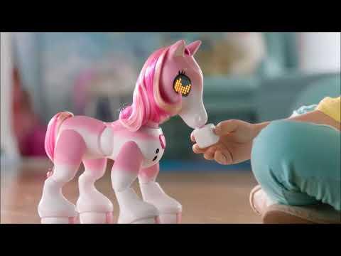 Zoomer Pony spot pub - YouTube
