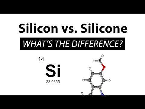 Silicon Vs Silicone: What's The Difference?