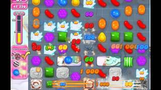 How to beat Candy Crush Saga Level 438 - 2 Stars - No Boosters - 99,120pts