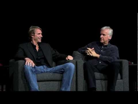 Michael Bay & James Cameron Talk 3D (Extended)
