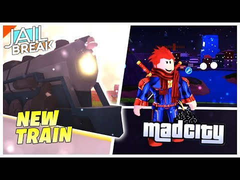 Roblox Live! 🔴|MadCity & Jailbreak! 😄🔥|Come Join us! 😄