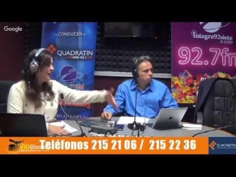 Quadratin Radio 30 Noviembre 2015